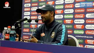 TAMIM IQBAL TALKS ABOUT MASHRAFE BIN MORTAZA | CRITICISM OF MASH | Exclusive Interview | ICCWC 2019