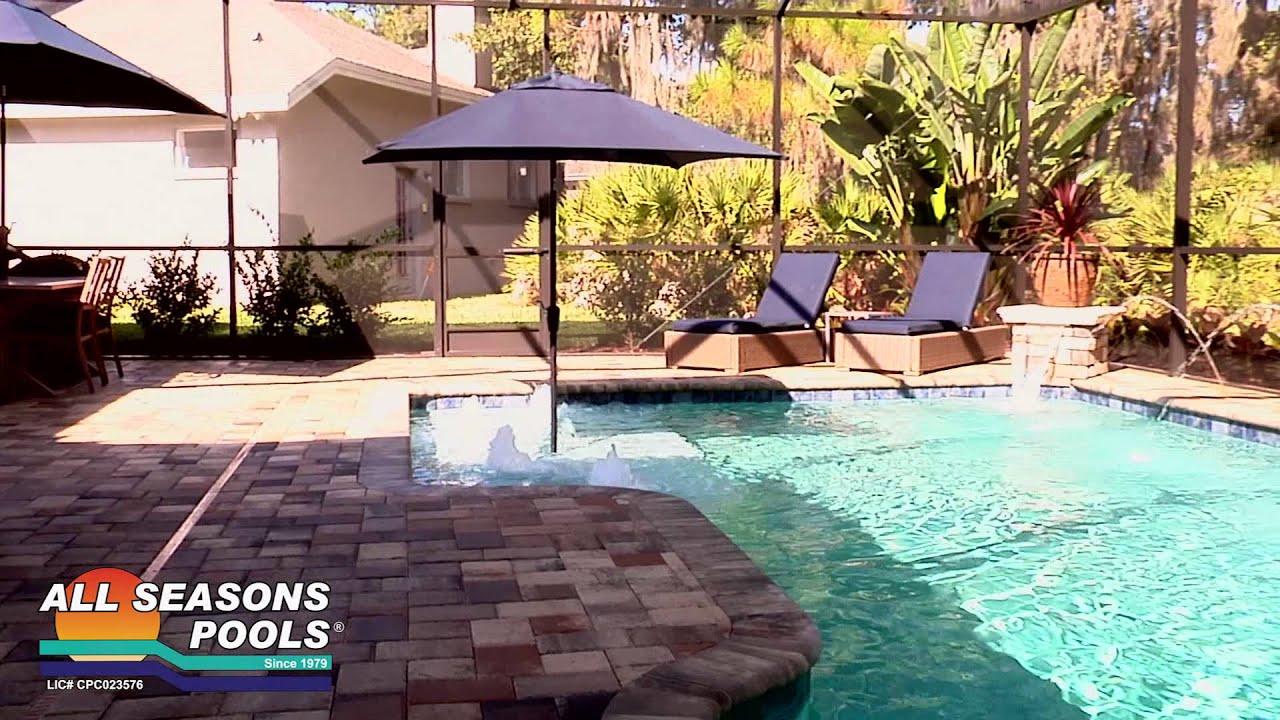 Best Central Florida Pool Builders Custom Pool Builder