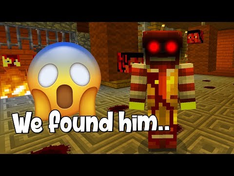We FOUND Ronald McDonald in Minecraft! (SCARY)