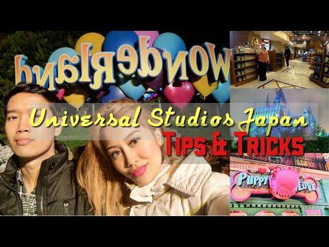 Universal Studios Japan: TIPS & TRICKS