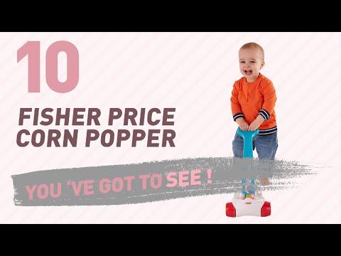 Fisher Price Corn Popper // New & Popular 2017
