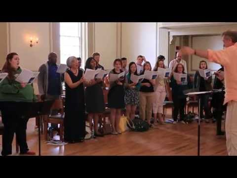 When I Survey the Wondrous Cross | 2016 Westminster Choir College Conducting Institute
