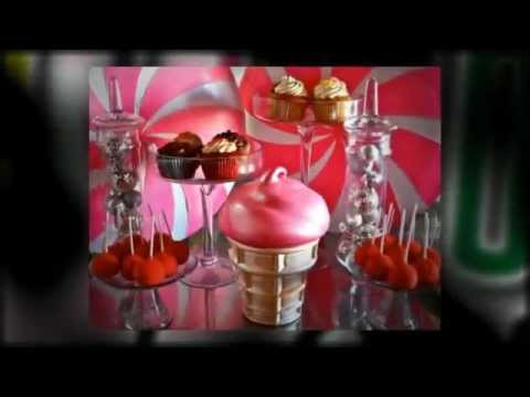 Hollywood & Los Angeles Candy Catering, Dessert Buffet Bars, Candy Favors & Centerpieces Co
