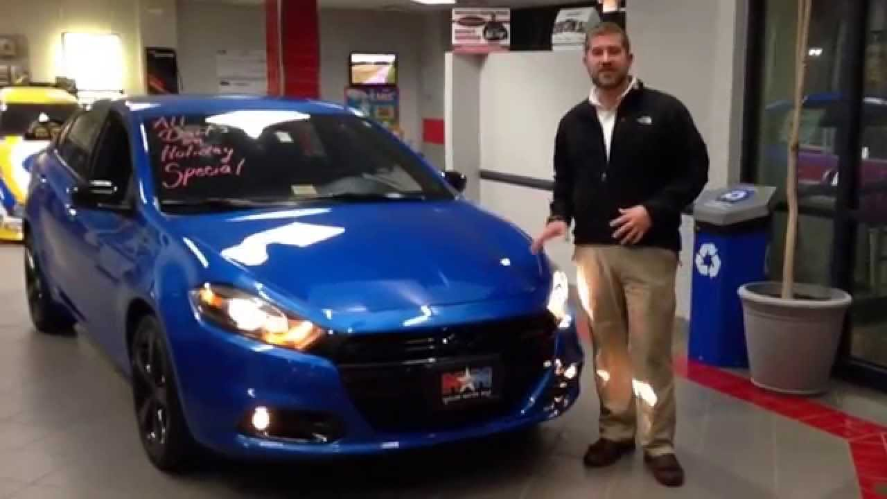 Dodge Dart Rallye Blacktop Edition Review Youtube