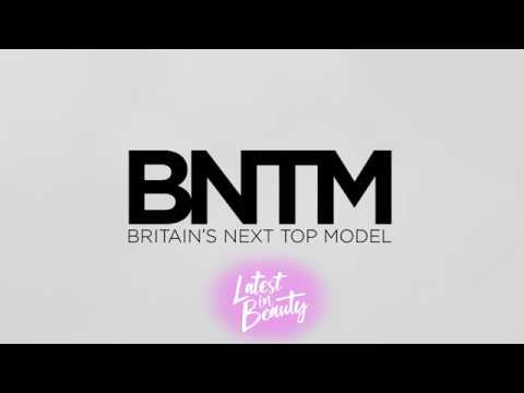 BNTM12 LATEST IN BEAUTY IN PARTNERSHIP WITH LOLA MAKE UP AND THE BNTM GIRLS - ELEANOR - LONG