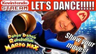 🔴 DDR MARIO MIX! 🔴 | Nintendo GameCube Let