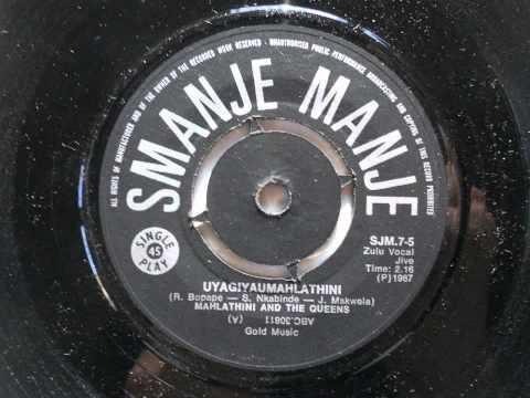 Mahlathini & The Queens - Uyagiyau Mahlathini (Zulu Vocal Jive) (Smanje Manje 7-5)