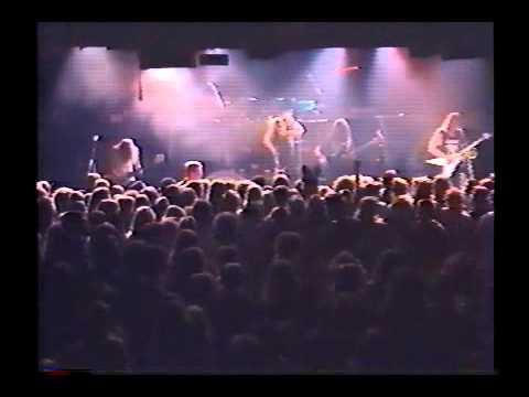 FLOTSAM AND JETSAM - She Took an Axe Live 1990