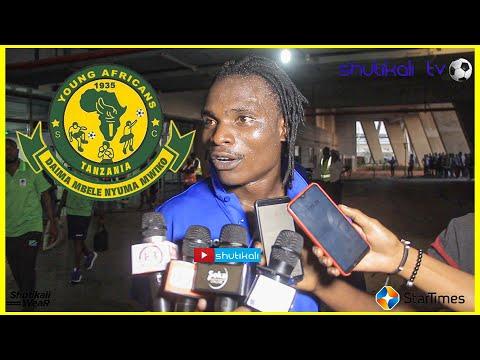 Sikia alichosema KIBU DENIS Baada ya kuwafunga Malawi 2-0 af