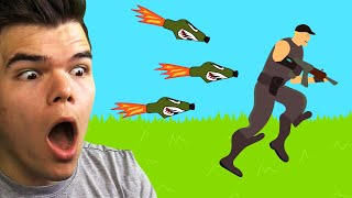 Reacting To The FUNNIEST FORTNITE ANIMATIONS!