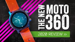 A Stunning Smartwatch With A Familiar Failing – New Moto 360 Review