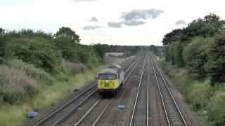 Ex Fetris 56103 0Z56 Washwood Heath to York 02/08/2014