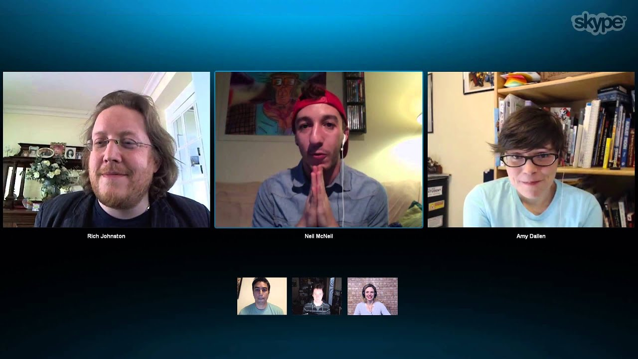 Group video call debate: the Marvel universe