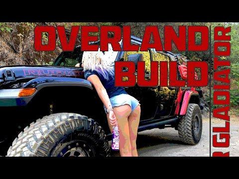2020 Jeep Gladiator Overland Build | Overview | Current Setup