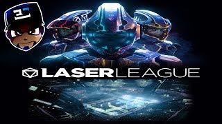 BC Plays: Laser League w/ Phearmei, ZevTheGreat & AkitakUZU