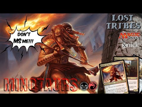 [Magic Duels] The Lost Tribes of the Minotaurs