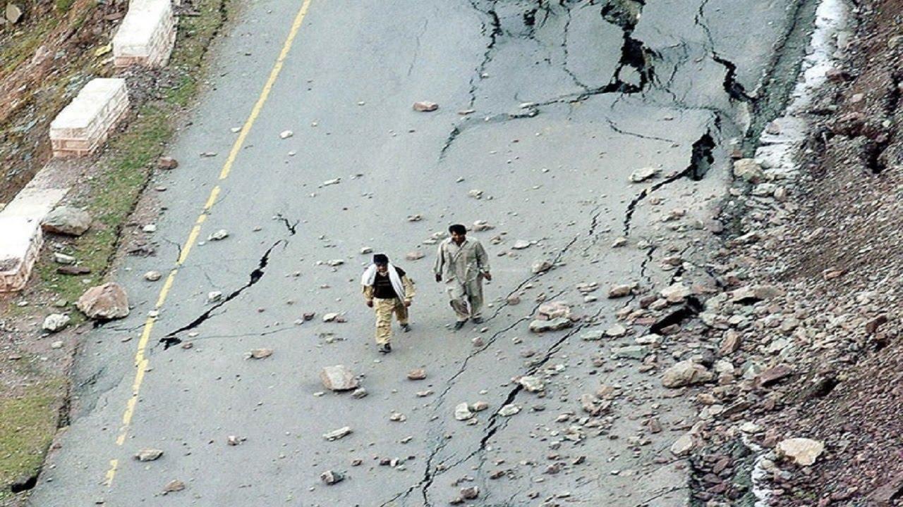 Image result for Earthquake tremors were felt in Afghanistan including the Kashmir Valley,