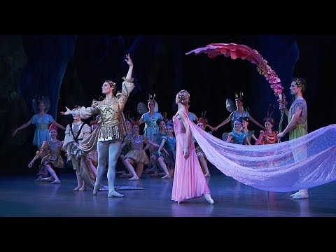 2017 Paris Opera Ballet - Midsummer Night's Dream Excerpts - Marchand Abbagnato Renavand