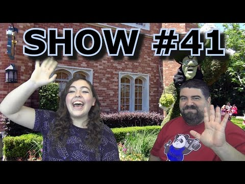 BIG FAT PANDA SHOW #41 Holiday Edition with Guest Lizzie Smi