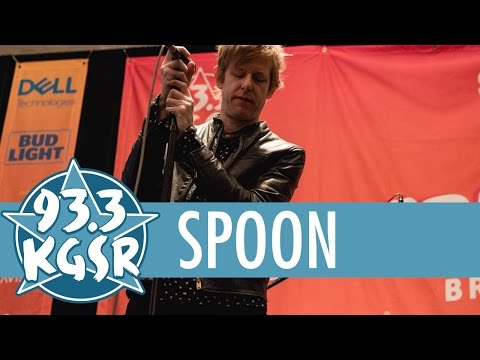 Spoon Interview + Performance LIVE at SXSW 2017