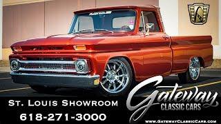 #7988 1966 Chevrolet C10 Gateway Classic Cars St. Louis