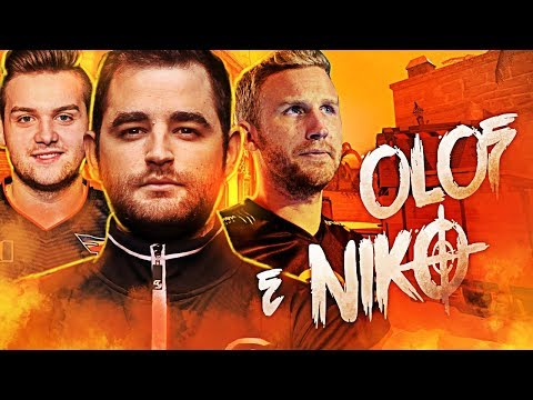 FalleN, OLOF e NIKO no mesmo TIME??