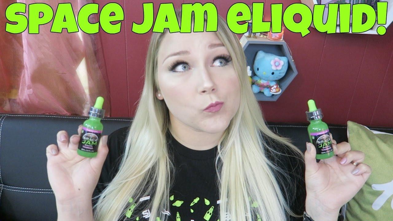 Space Jam eLiquid Review   TiaVapes Review