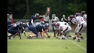 Rocky Mount High School Gryphons Football - Game Highlights