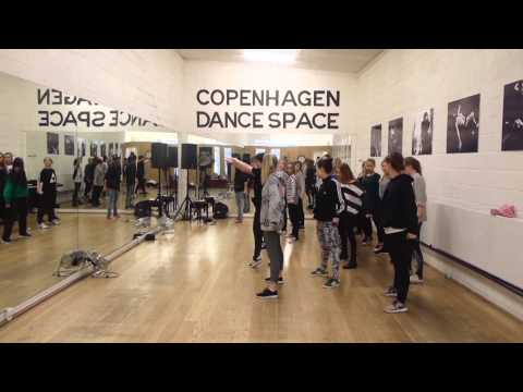 Androgyn Teaser - Copenhagen Dance Education afslutningsshow 2013.