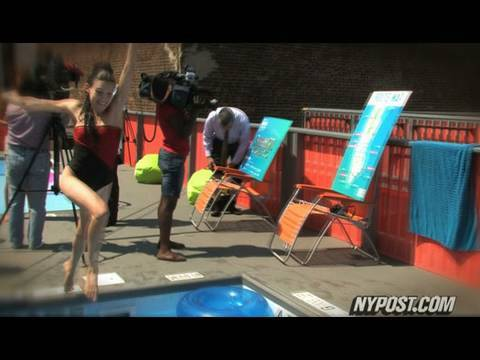 Park Avenue Dumpster Diving - New York Post