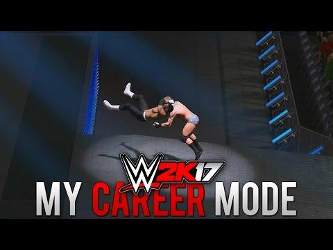 "WWE 2K17 My Career Mode - Ep. 67 - ""ON THE STAGE!!!"" [WWE 2K17 MyCareer Part 67]"