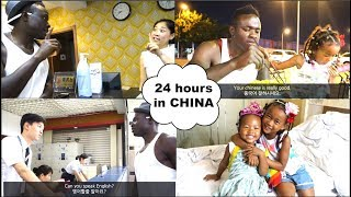 BLACK MAN GO TO CHINA | HUSBAND SPEAKING CHINESE | LIFE IN CHINA VLOG ep.125