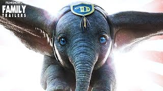 Behind The Scenes of DUMBO | Disney Family Live-Action Movie (2019)