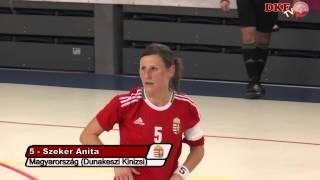 Szekér Anita gólja a Magyar válogatottban!