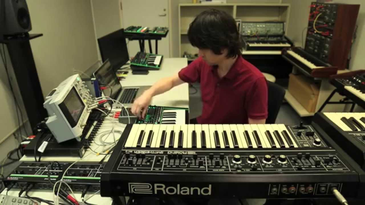 Roland SH-2 PLUG-OUT Software Synthesizer
