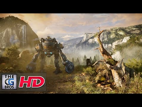"CGI 3D Animated Short: ""Lost""  - by RealtimeUK 