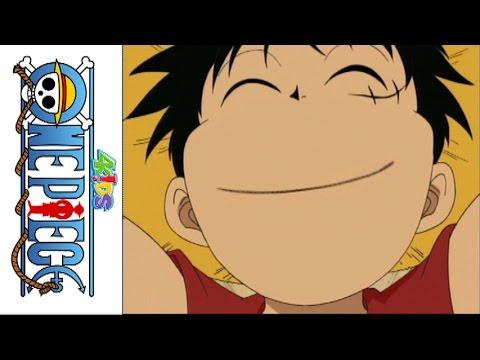 One Piece (4Kids Dub) Luffy Wakes Up