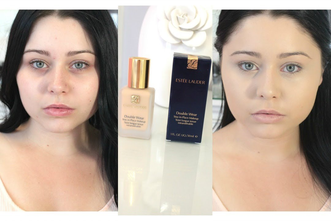 First Impression Amp Review Estee Lauder Double Wear
