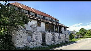 Exploring an Abandoned and Decaying Catholic Church - Jamaica