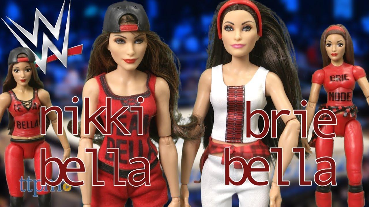 wwe superstars doll
