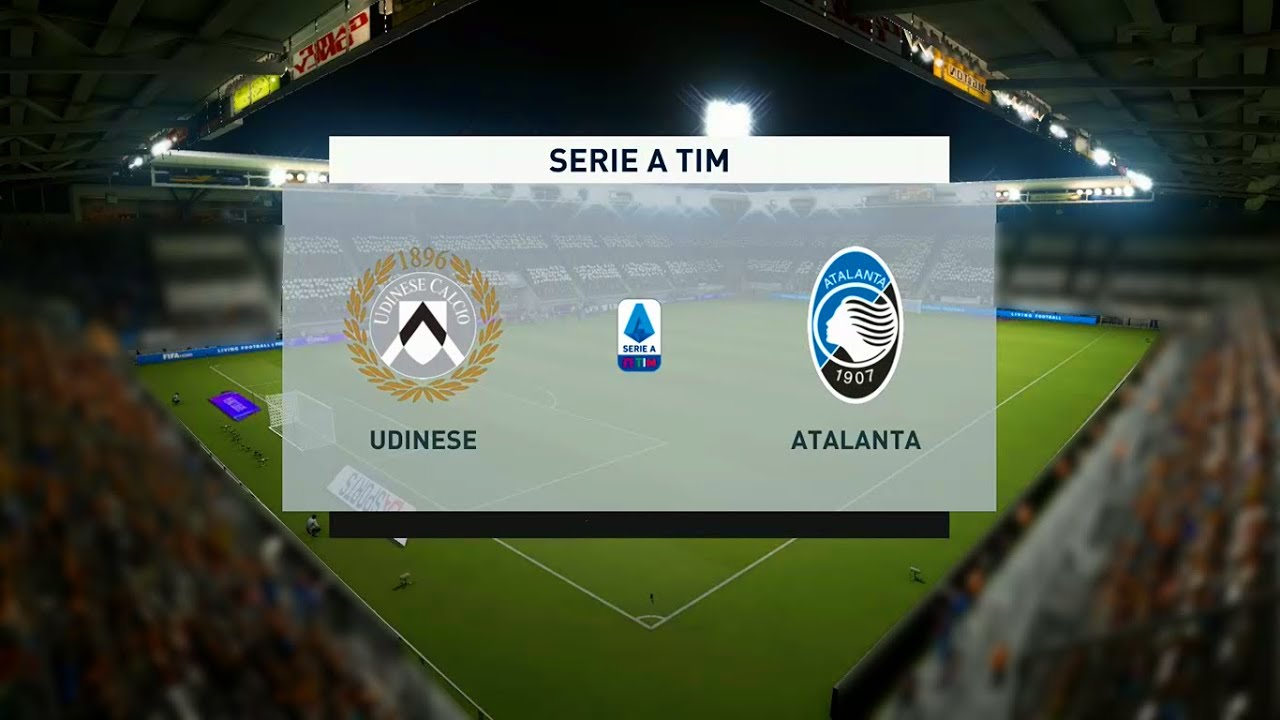 Download ⚽ Udinese vs Atalanta ⚽ | Serie A (06/12/2020) | Fifa 21