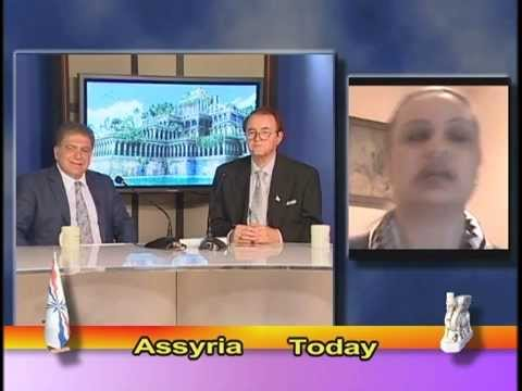Exclusive Interview From Armenia With Dr. Anahit Khosroeva & Mr. Sabri Atman On ATN.