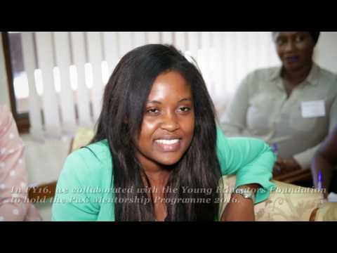 PwC Ghana FY16 Corporate Responsibility  Our Story