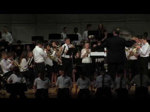 Goetz Middle School Spring Band Concert - 5/16/18