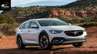 2018 BUICK REGAL TOURX specs wagon test drive