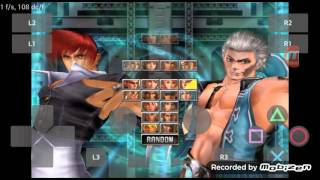 Video PlayStation2 PS2 Android Emulator Play! v0.30 The King of Fighters 2006 Game Play download MP3, 3GP, MP4, WEBM, AVI, FLV April 2018
