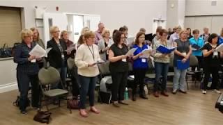 My Pop Choir   Burlington Fall Session 2019