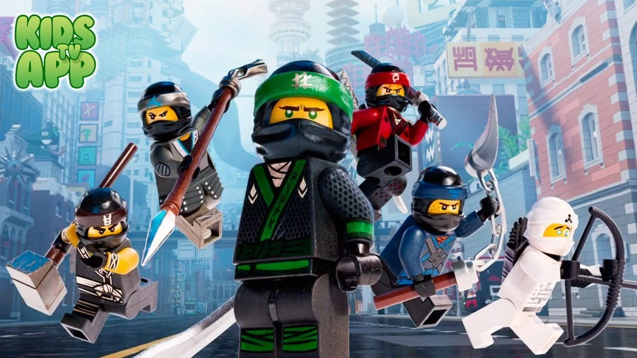 THE LEGO     NINJAGO     MOVIE       app  The LEGO Group    Best App For Kids     THE LEGO     NINJAGO     MOVIE       app  The LEGO Group    Best App For Kids