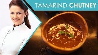 Tamarind Chutney or Imli Ki Chutney