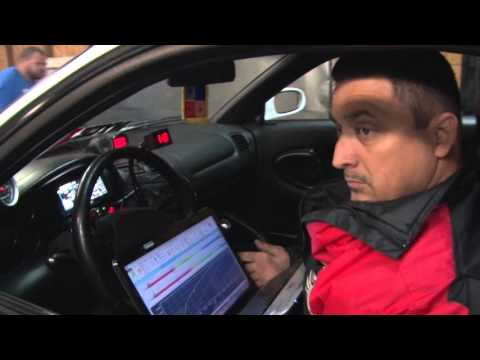 Nyce1s Dyno - The Silver Bullet RX7 & RXParts.com FD RX7 Tuning Session...